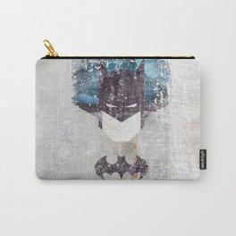 Bat grunge superhero Carry-All Pouch