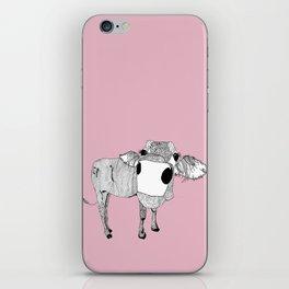 Cowface iPhone Skin