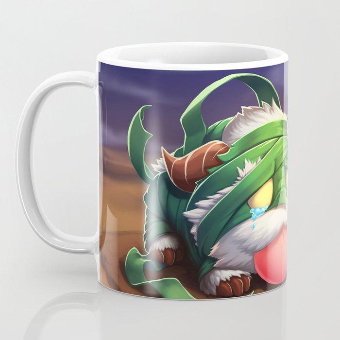 Amumu Poro League Of Legends Coffee Mug