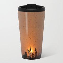 Sun by Snow 1 Travel Mug