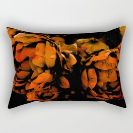 Autumn Fall Nature Prints - Surreal Flower Prints Home Decor Rectangular Pillow