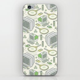 Virtual Tennis iPhone Skin