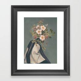 Blooming6 Framed Art Print
