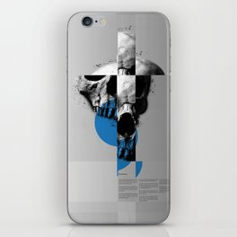 What is Death? 3 iPhone Skin
