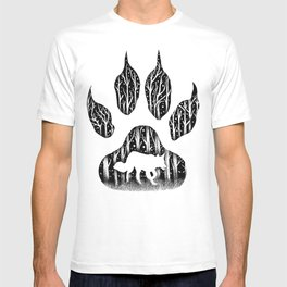 WHITE FANG T-shirt