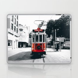 Istanbul - Taksim Laptop & iPad Skin