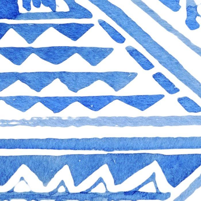 Geo tile art Leggings