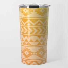 Aztec Pattern 08 Travel Mug