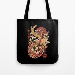 Daruma's Ramen Tote Bag