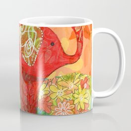 Contemplate with the Heart Coffee Mug