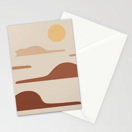 Cat Landscape 27 Stationery Cards