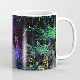 Ancient Infinite - Fractal Manipulation Coffee Mug