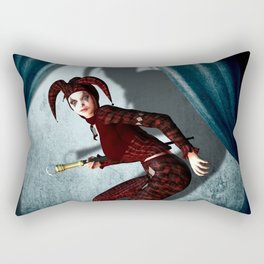 Fool Rectangular Pillow