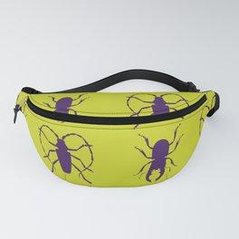 Beetle Grid V5 Fanny Pack