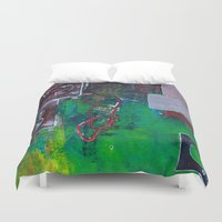 infinite Duvet Covers featuring Infinite by Cifertherhyme