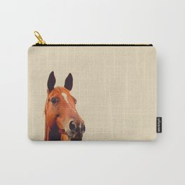 Horse of Eagle Crest  Carry-All Pouch