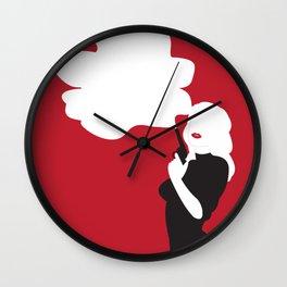 Noir Nora Wall Clock