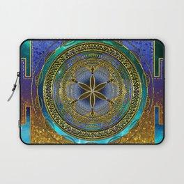 Yantra Mantra Mandala #1 Laptop Sleeve