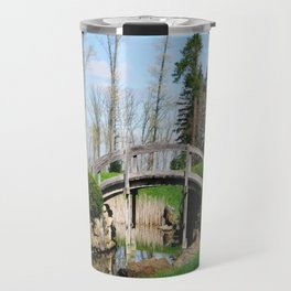 Across the stream Travel Mug