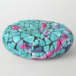 Metamorphosis I Floor Pillow
