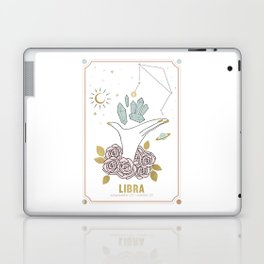Libra Zodiac Series Laptop & iPad Skin