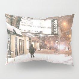 New York City Snow Pillow Sham