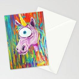 Spirit Animal Sight: Unicorn Stationery Cards