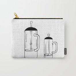 Coffee Tools: French press Carry-All Pouch