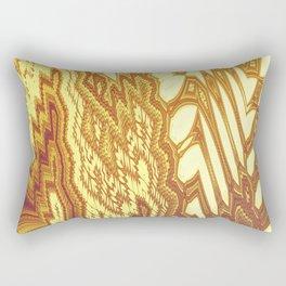 Fractal Abstract 49 Rectangular Pillow