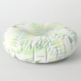 leafy greens Floor Pillow