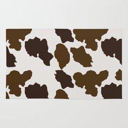 Cowhide Pattern Rug