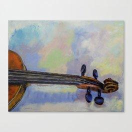 Stradivarius Canvas Print
