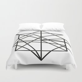Wire Duvet Cover