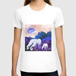 Mountain goats3 T-shirt