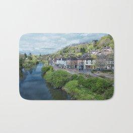 Ironbridge Town Bath Mat