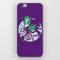 The Vampire Queen iPhone & iPod Skin