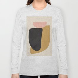 Abstract Shapes 34 Long Sleeve T-shirt