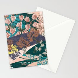 Flower Textures 03 Stationery Cards
