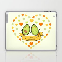 Let's avocuddle! Laptop & iPad Skin