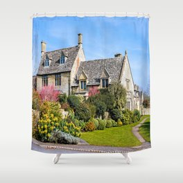 Captivating Property. Shower Curtain