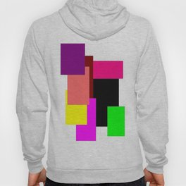 Colour Squares Hoody