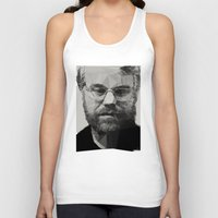 actor Tank Tops featuring R.I.P Philip Seymour Hoffman by David