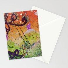 Ockchtedor's door Stationery Cards