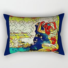 Starlight's Direction Rectangular Pillow