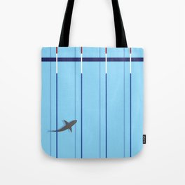 pool shark Tote Bag