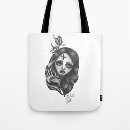 The Lost Doll Tote Bag