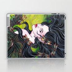 Queen of dragonflies Laptop & iPad Skin