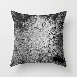 Slag Throw Pillow