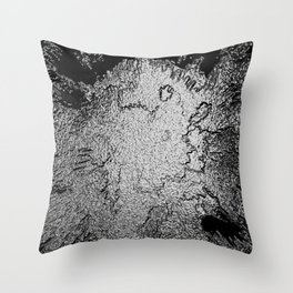 Slag Throw Pillow