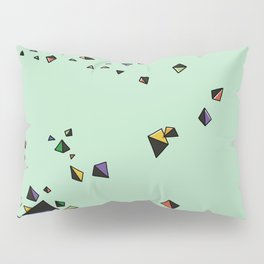 Triangles Pillow Sham